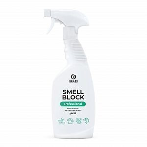 "Нейтрализатор запаха ""Smell Block"" Professional (флакон 600 мл)"
